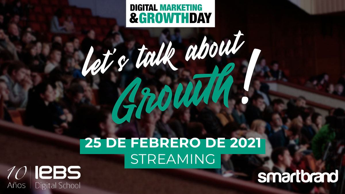 El 25 de febrero vuelve Let's talk about Growth!